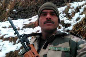 No foreign links to BSF jawan who complained of bad food
