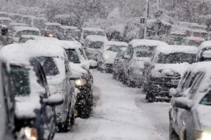 Britain braces for snow storms, severe weather warnings issued