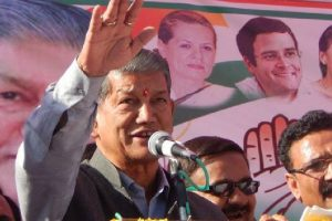 Harish Rawat briefly hospitalised with neck pain