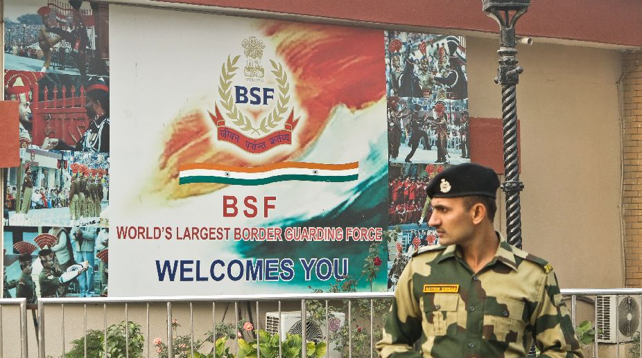 seized currency, Fake notes, BSF, Malda