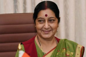 Swaraj asks envoy to help cancer-stricken PIO in France