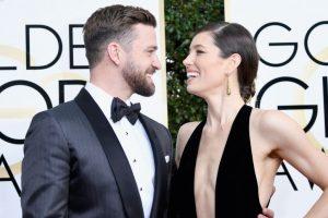 Jessica Biel finds husband Justin Timberlake flawless
