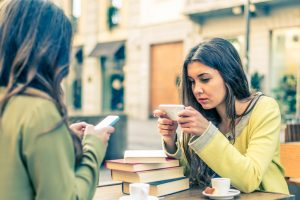Social media use may affect teenagers' real life relationships