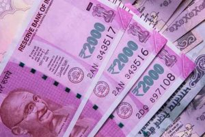 India's April-August fiscal deficit at over 96% of target