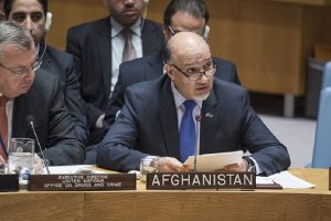 Afghanistan seeks UN action against Pakistan
