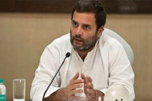 Rahul Gandhi to meet business leaders, NRIs in US