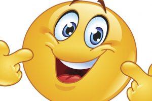 'Grin' emoji wins millions of hearts
