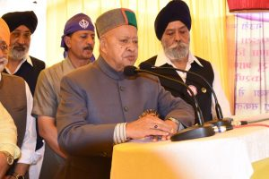 Himachal CM lays foundation stones of 10 colleges