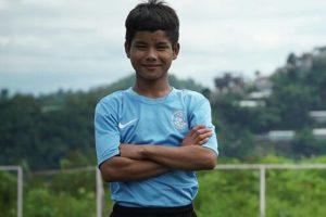 Dreams come true for 'Mizo Messi'