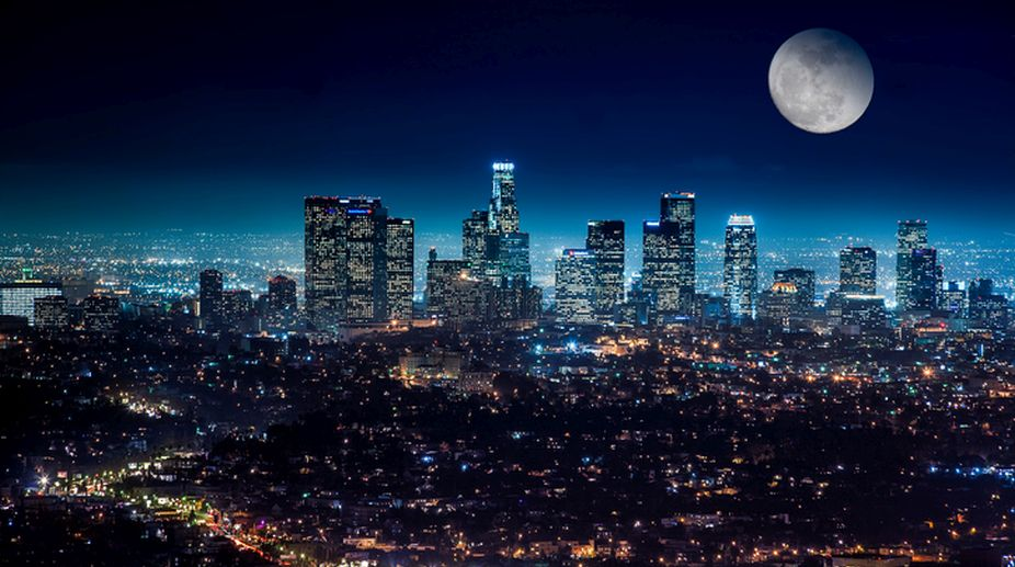 LA top destination for Chinese tourists