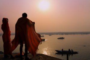 Hindu devotees participate in mass holy bath in Nepal