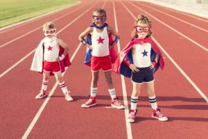 Superhero culture may magnify aggressive behaviours