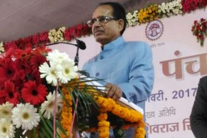 CM Shivraj Singh Chouhan launches e-car in Madhya Pradesh