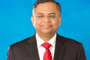 TCS chief Chandrasekaran is Tata Sons' new chairman