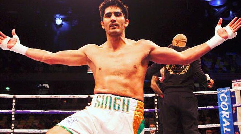 India, Boxing, Vijender Singh, African Championship, Ernest