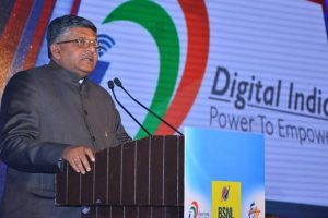 Government to introduce Aadhaar-based digital payment soon: Prasad
