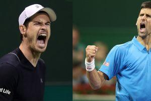 Murray, Djokovic face testing draws at Australian Open