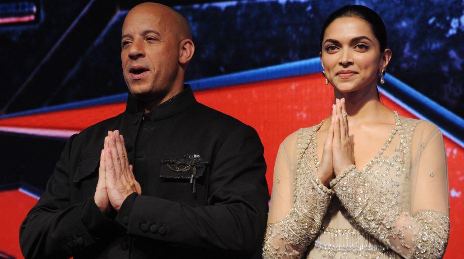 Vin Diesel wants to make Bollywood debut opposite Deepika
