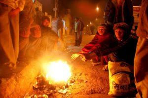 Mercury in Jammu region dips below zero