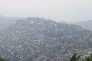 Aizawl records coldest day ever in recorded history