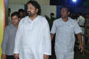 Sudip Bandyopadhyay admitted to Odisha jail hospital