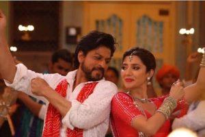 Shah Rukh Khan's 'Raees' crosses 100-crore mark in India