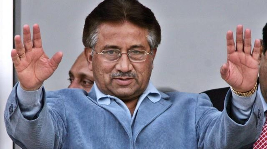 military dictator, Pervez Musharraf, Pakistan army chief