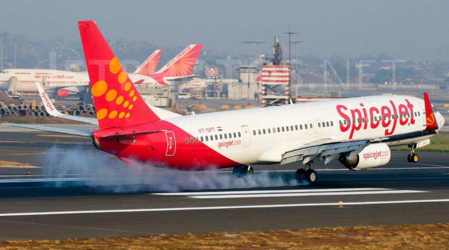 SpiceJet, Airlines
