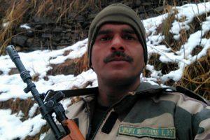 I met my husband, BSF trooper's wife tells HC