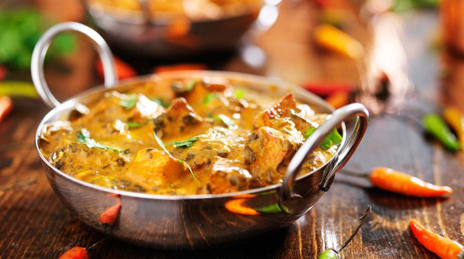 Weekend Special: Lip smacking almond paneer curry