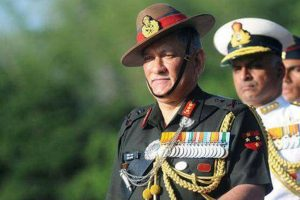 Army chief calls for 'some checks' on social media to curb terrorism