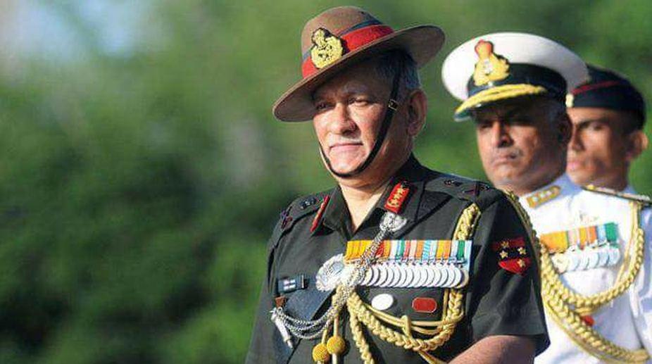 Indian Army, mountain passes, Army chief, General Bipin Rawat, India-China border
