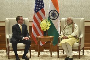 India, US sign MoU for collaboration in third world countries