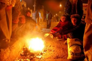 Cold wave tightens grip over Jammu and Kashmir
