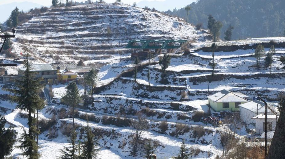 Himachal, Snow, Winters, Temperature