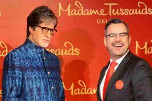 Madame Tussauds: 'Super emotional' journey