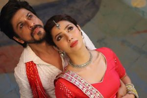 Have no feelings when my film releases, says SRK