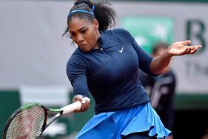 Serena Williams sorts out baby teething issues, hints at return