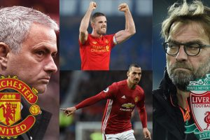 Preview: Mourinho's Manchester United host Klopp's Liverpool