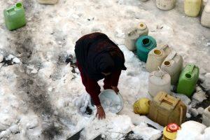 Water an all season problem in Shimla