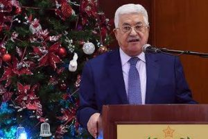 Palestinian president says Israel 'ended' Oslo accords