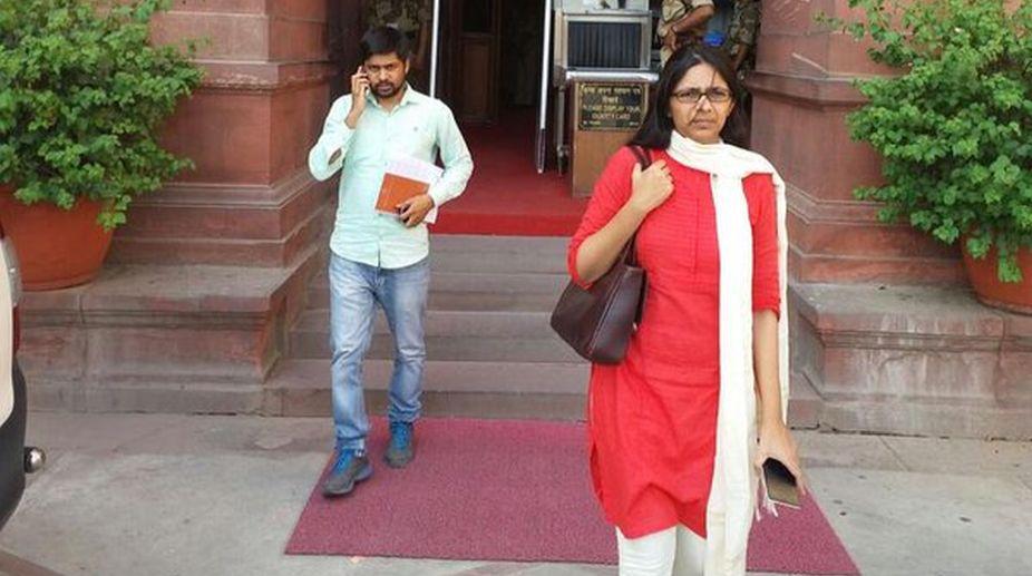 New LG must help 'rebuild' DCW: Swati Maliwal