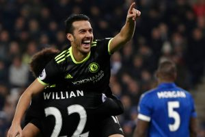 EPL: Chelsea tame Foxes sans Costa, Kane hat-trick powers Spurs