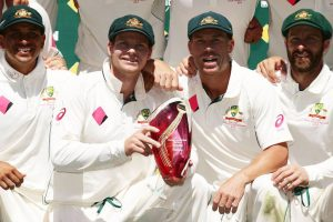 Aussies slip to No.5 in ICC Test rankings