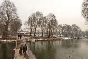 Tallest rail bridge in Kashmir?