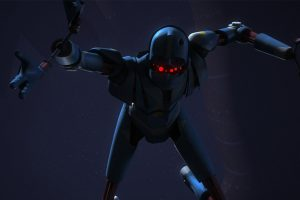 Star Wars Rebels S03E13: Warhead review