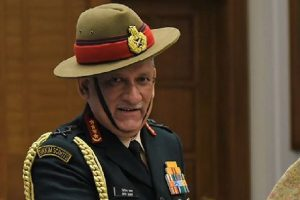 Both political, militant fronts of terror groups must be dealt with: Gen Rawat