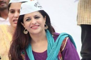 Shazia Ilmi gets berth in new Delhi BJP executive