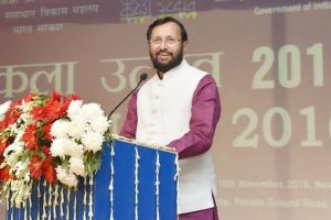 Centre won't intervene in Ramjas college issue: Javadekar
