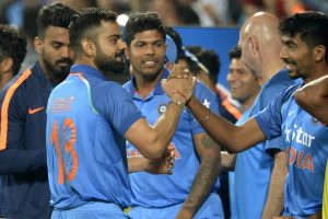1st ODI: Kohli starts picture-perfect, leads India to triumph